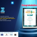 "Mount Litera Zee School recognised as the ""K12 School Chain of the year (National)"" by Education Innovation Conclave and Awards"