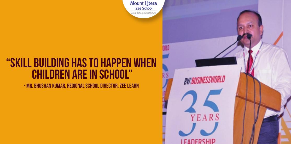 Zee Learn At India Education Summit New Delhi Zee Learn